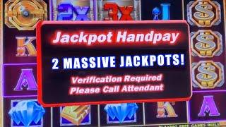 MEGA VAULT ★ Slots ★ 2 MASSIVE WINS! ★ Slots ★ HIGH LIMIT JACKPOT ★ Slots ★ SLOT MACHINE PLAY!