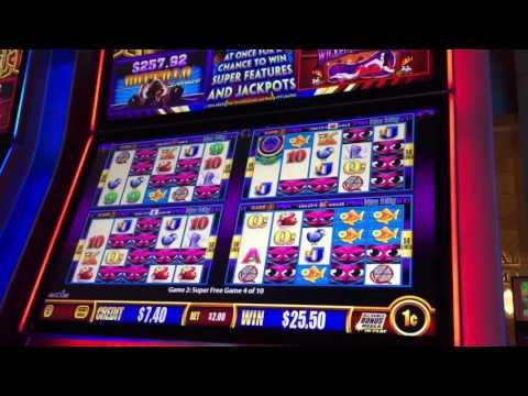 Wonder 4 Jackpots Miss Kitty * NICE * Super Free Games Bonus