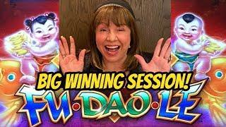 BIG WINNING SESSION! THE BABIES ARE GENEROUS!