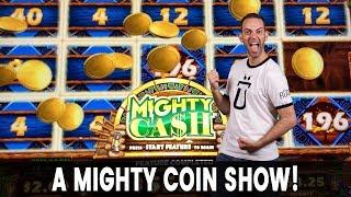 • MIGHTY Coin Show w/ Mighty Cash • HIGH LIMIT Pinball Slots FTW