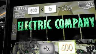 Monopoly Party Train Electric Company Bonus
