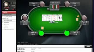 "PokerSchoolOnline Live Training Video: ""Punish the Limpers 5NL Live "" (09/05/2012) xflixx"