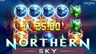 Northern Sky Online Slot from Quickspin