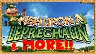 •Wish Upon a Leprechaun, Cops & Robbers & MORE!! • BINGO SLOTS  •