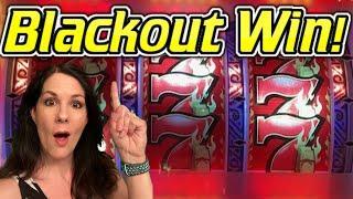 BETTER THAN A HANDPAY!  Jackpot Blackout Winner!!  * Red Hot Tamales Slot | Casino Countess