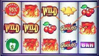 Quick Hit Platinum 95% slot machine, 88th