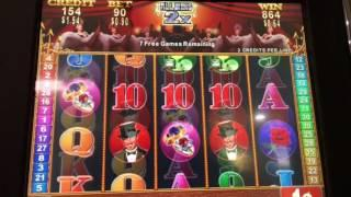 Club Moulin Slot Machine ~ FREE SPIN BONUS! ~ King's Club Casino ~ Brimley, MI • DJ BIZICK'S SLOT CH