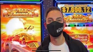 ⋆ Slots ⋆ LIVE - High Limit Slots at Agua Caliente Casino
