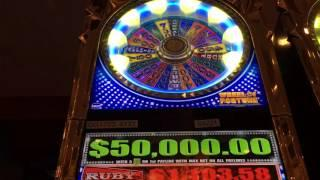 Wheel of Fortune Wild Wedge Slot Wheel Bonus