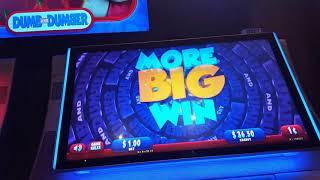 WOW WILDS - DUMB AND DUMBER SLOT BIG WIN!!!