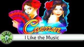 Carmen slot machine, Bonus Encore