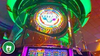 Titan 360 Imperial Wealth slot machine, Wheel bonus