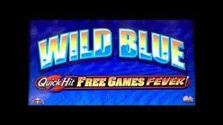 •QUICK HIT •WILD BLUE - GREAT RUN!