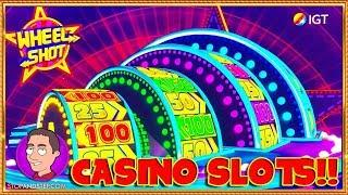 My First REAL WORLD CASINO Slots Video