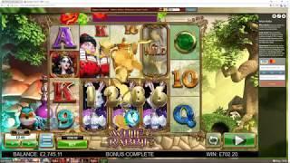 White Rabbit - Biggest Youtube Win? £1000 Buy Ins!! MEGA BIG WIN • Craig's Slot Sessions