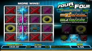 Four By Four ™ Free Slots Machine Game Preview By Slotozilla.com