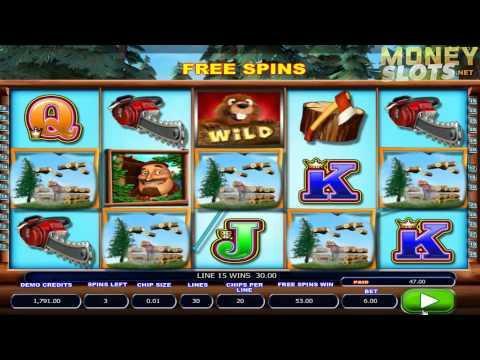 Timber Jack Video Slots Review | MoneySlots.net