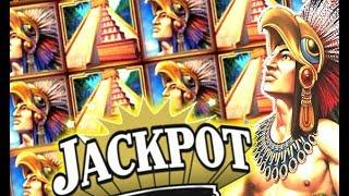 • JACKPOT • $20 HIGH LIMIT BET • MONTEZUMA SLOT MACHINE BONUS HANDPAY