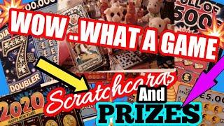 WOT!..A Fantastic.Game..and we Pick lots of PRIZE WINNERS..Fantastic Scratchcard  Game