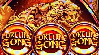 •FORTUNE GONG• HOW TO WAKE UP YOUR GONG! •TIGER ROAR Slot Machine Bonus (IGT)