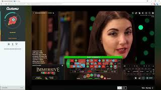 High Stakes Online Roulette (Immersive Roulette) • Craig's Slot Sessions