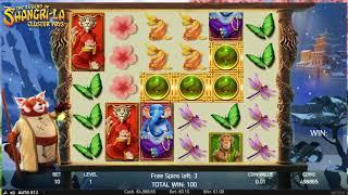 The Legend of Shangri La Cluster Pays Slot Netent Slot