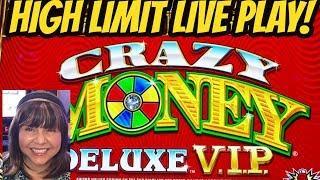 HIGH LIMIT CRAZY MONEY DELUXE VIP-DOLLAR DENOMINATION