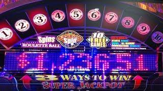 MONTE CARLO $1 Slot Machine @ Pechanga Resort Casino カリフォルニア カジノ、スロット,  赤富士スロット