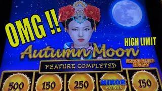 ⋆ Slots ⋆SHE PAID ME A LOT !! BIG BIG WIN ⋆ Slots ⋆AUTUMN MOON (DRAGON CASH) Slot ⋆ Slots ⋆HIGH LIMI