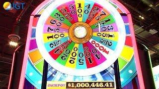 Wheel of Fortune Megatower from IGT