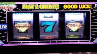 Triple Diamond Strike Jackpot, Triple Diamond Strike Slot Jackpot!