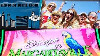 Escape to Margaritaville Slot Machine Bonus