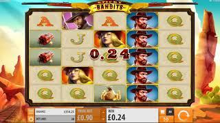 Sticky Bandits Slot SUPER BIG WIN! Online Slot Game Play