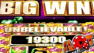 ** BIG WINS! ** ALL BONUSES, BIG BETS AND COIN SHOWS! SlotTraveler