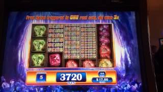 Slot machine bonus Gems Gems Gems free games