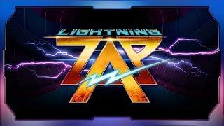 Lightning Zap Slot - NICE SESSION, ALL FEATURES!
