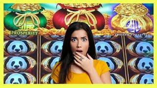 FU DAI LIAN LIAN Dragon & Panda - MASSIVE Jackpot Potential! BIG WINS | Casino Countess