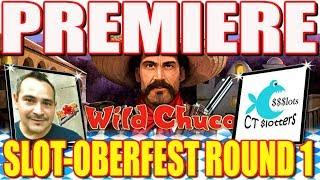 • $100 WILD CHUCO • 2019 Slot-Oberfest Tournament   Round 1