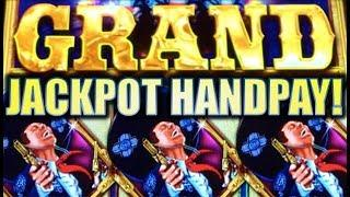 •MASSIVE JACKPOT HANDPAY!!• THREE AMIGOS! MY BIGGEST JACKPOT WIN! Slot Machine Bonus (AINSWORTH)