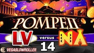 Las Vegas vs Native American Casinos Episode 14: Pompeii Slot Machine