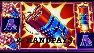 LOCK IT LINK ~ EUREKA REEL BLAST ~ (2) HANDPAYS & HIGH LIMIT BONUSES MGM SPRINGFIELD SLOT MACHINES