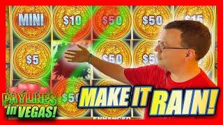I PROFIT OFF THIS SLOT MACHINE EVERY TIME I PLAYED IT ⋆ Slots ⋆ MONEY LINK WAS SO HOT THAT I UP'D THE BET!