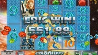 Star Quest Slot - HUGE 2400 WAYS WIN!