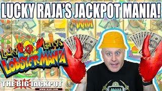 •Double Jackpots! •️Lucky Larry Lobstermania Slots! | The Big Jackpot