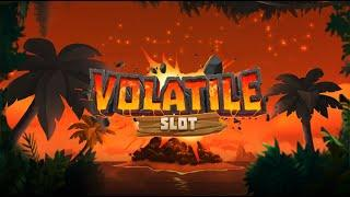 Volatile Slot Promo