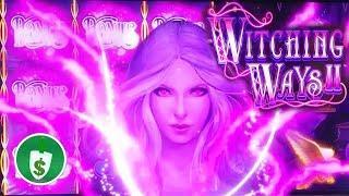 • Witching Ways II slot machine, bonus