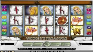 Free Viking's Treasure Slot by NetEnt Video Preview | HEX