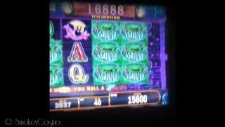 ROLL The BONES Slot from MGM GRAND By Bally