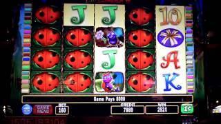 Ladybug Slot Machine Game