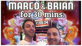 • Fu Dao Le • 30 Minutes with Marco • at ARIA! • Slot Machine Pokies w Brian Christopher